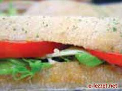 Çocuklara Özel Sandviç