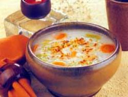 Pirinçli Lahana Çorbası
