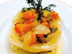 Portakal Suyunda Kereviz