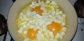 Kaşarlı Yumurta