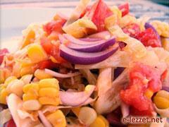 Mısırlı Göbek Salata